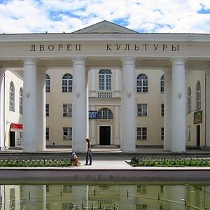 Дворцы и дома культуры Котельниково