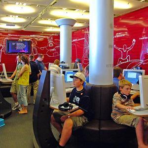 Интернет-кафе Котельниково