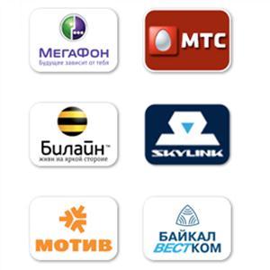Операторы сотовой связи Котельниково