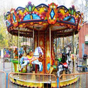 Парки культуры и отдыха Котельниково