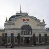Железнодорожные вокзалы в Котельниково