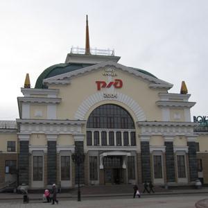 Железнодорожные вокзалы Котельниково